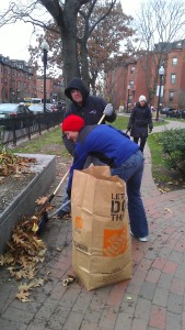 Fall Clean Up 2014