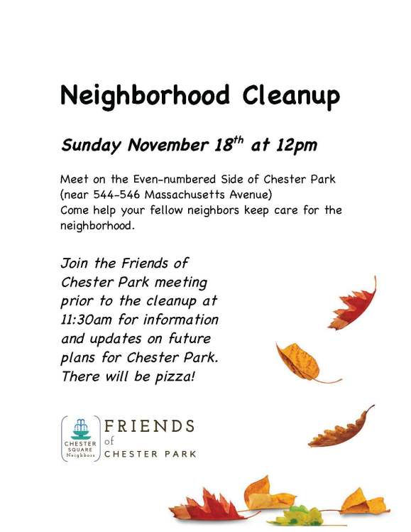 Neighborhood Cleanup_color_English